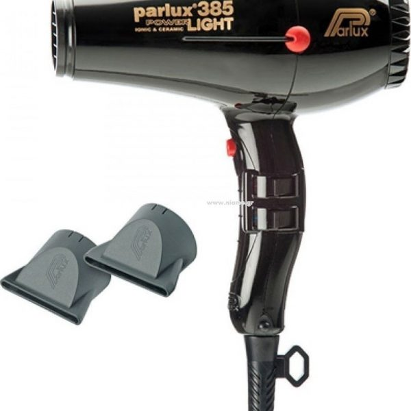 Parlux 385 Power Light Black 2150W-0