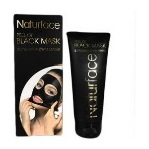 Naturface Peel Off Black Mask Tube 100ml-0