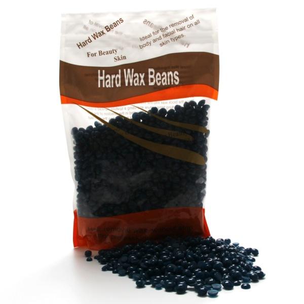 Hard wax beans Black-0