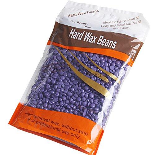 Hard wax beans Λεβάντα-0