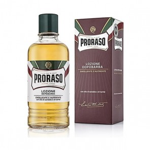 Proraso After Shave Lotion Sandalwood & Shea Butter - 400ml-0