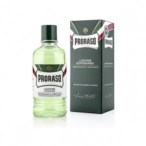 After shave lotion της Proraso με ευκάλυπτο και μέντα - 400ml-0