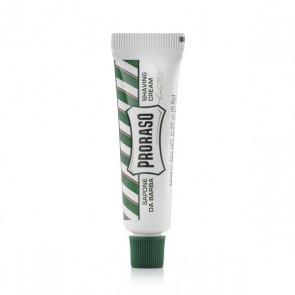 Κρέμα ξυρίσματος Proraso - Άρωμα ευκαλύπτου - 10ml - Ταξιδίου-0