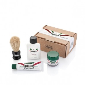 Balsam για περιποίηση γενειάδας - Proraso Cypress & Vetiver 100ml-0