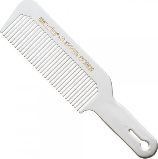 Andis Clipper Comb White-0