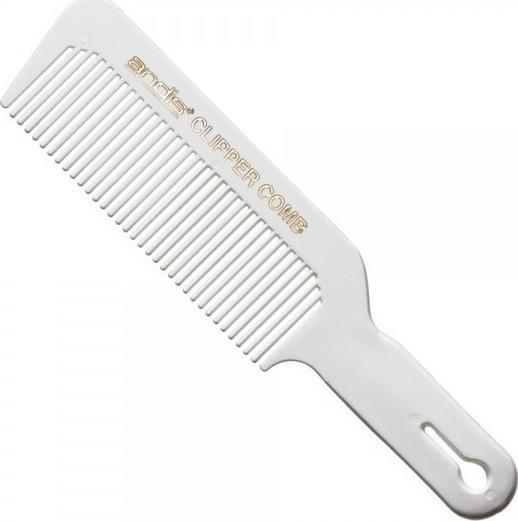 Andis Clipper Comb White-0