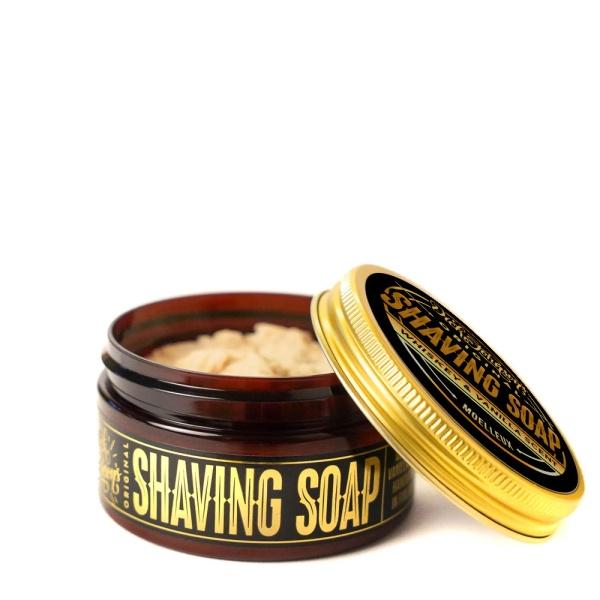 Dick Johnson Moelleux Shaving Soap 80g-0